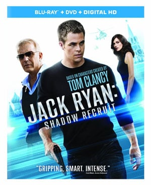 Jack Ryan: Shadow Recruit Blu-Ray Review