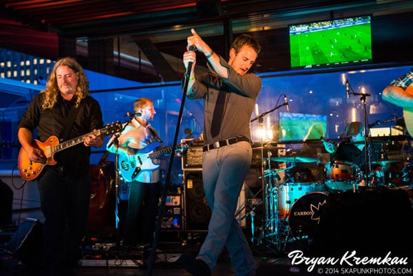 Carbon Leaf / Gaelic Storm @ Watermark Bar, NYC - June 26th 2014 (21)
