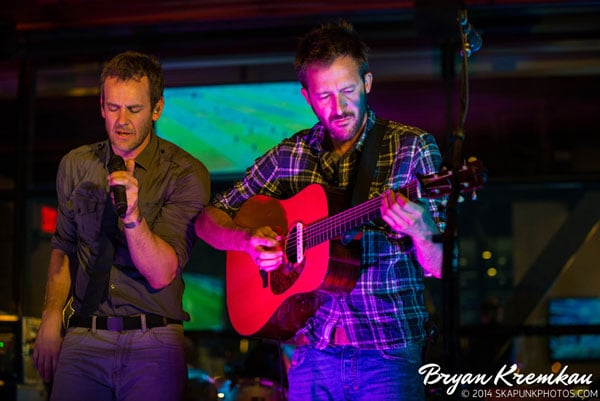 Carbon Leaf / Gaelic Storm @ Watermark Bar, NYC - June 26th 2014 (17)