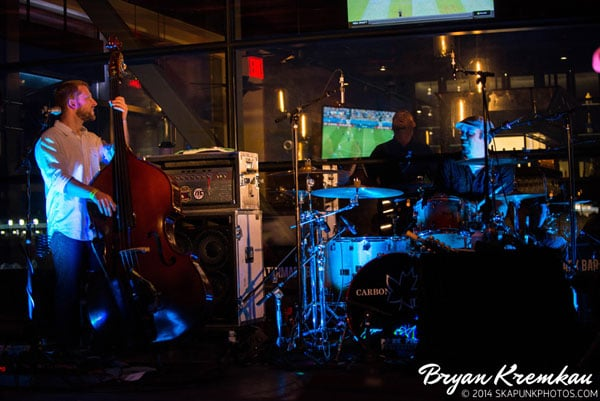 Carbon Leaf / Gaelic Storm @ Watermark Bar, NYC - June 26th 2014 (16)