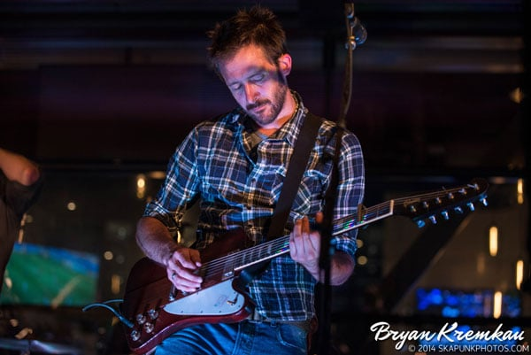 Carbon Leaf / Gaelic Storm @ Watermark Bar, NYC - June 26th 2014 (13)
