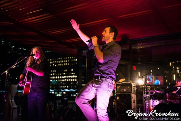 Carbon Leaf / Gaelic Storm @ Watermark Bar, NYC - June 26th 2014 (11)