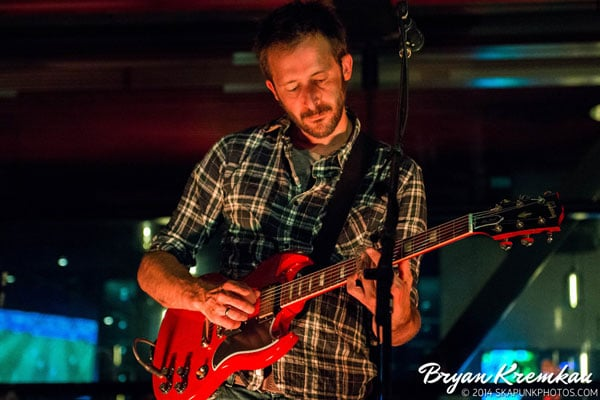 Carbon Leaf / Gaelic Storm @ Watermark Bar, NYC - June 26th 2014 (10)