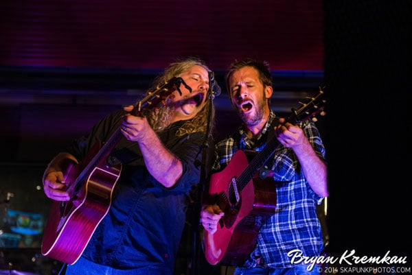 Carbon Leaf / Gaelic Storm @ Watermark Bar, NYC - June 26th 2014 (9)