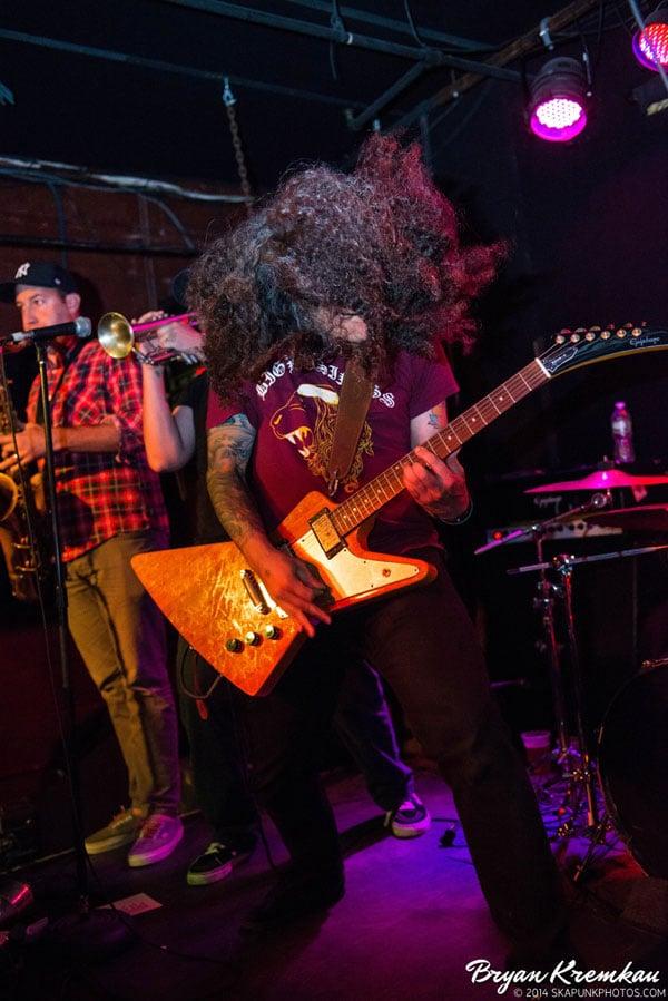 Asbestos Records NYC Ska Festival @ The Rock Shop, Brooklyn, NY - Day 3 (26)