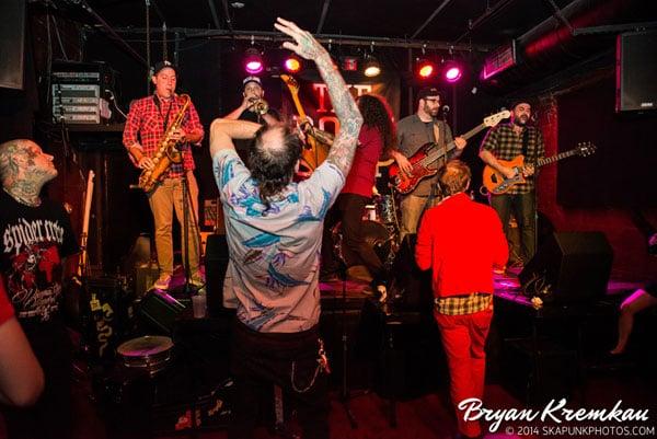 Asbestos Records NYC Ska Festival @ The Rock Shop, Brooklyn, NY - Day 3 (22)