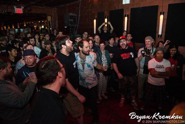 Asbestos Records NYC Ska Festival @ The Rock Shop, Brooklyn, NY - Day 3 (21)