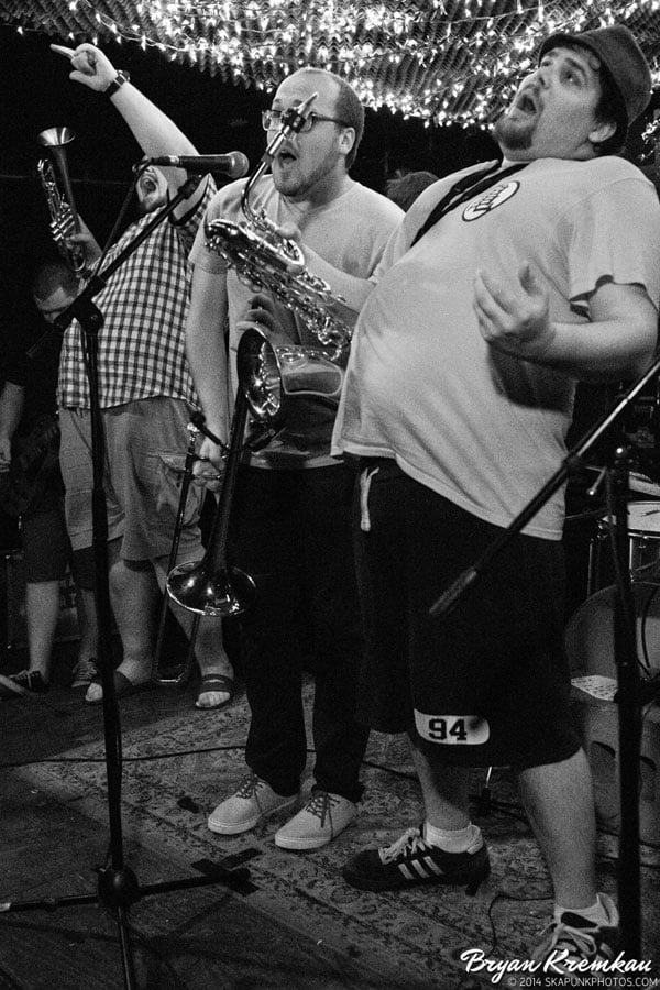 Asbestos Records NYC Ska Festival Day 1 - Cake Shop, NYC - May 30th 2014 (34)