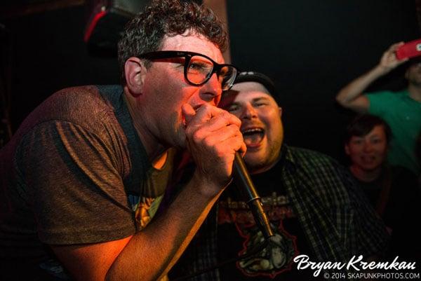 Asbestos Records NYC Ska Festival @ The Rock Shop, Brooklyn, NY - Day 3 (10)