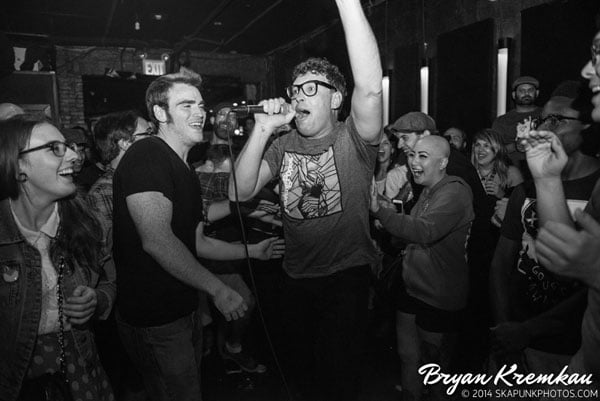 Asbestos Records NYC Ska Festival @ The Rock Shop, Brooklyn, NY - Day 3 (8)