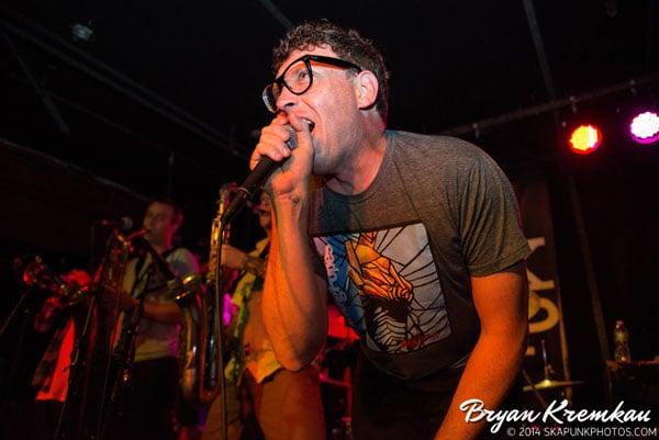 Asbestos Records NYC Ska Festival @ The Rock Shop, Brooklyn, NY - Day 3 (7)