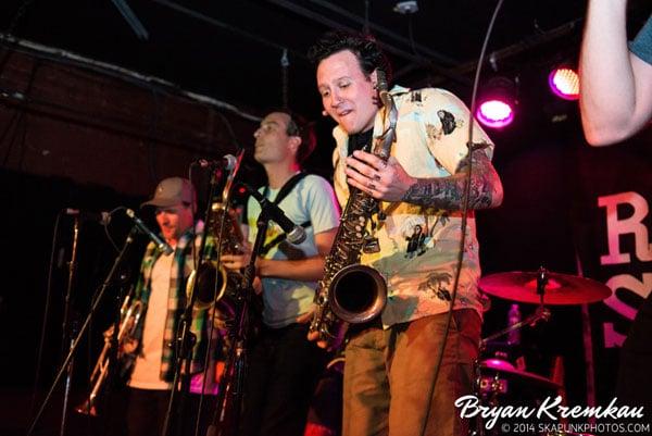 Asbestos Records NYC Ska Festival @ The Rock Shop, Brooklyn, NY - Day 3 (6)