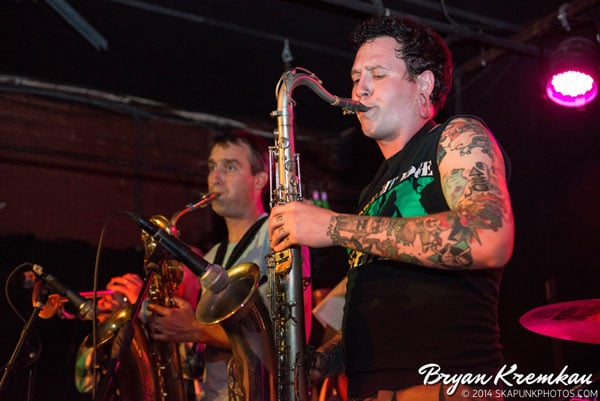 Asbestos Records NYC Ska Festival @ The Rock Shop, Brooklyn, NY - Day 3 (4)