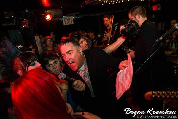 Asbestos Records NYC Ska Festival Day 1 - Cake Shop, NYC - May 30th 2014 (9)