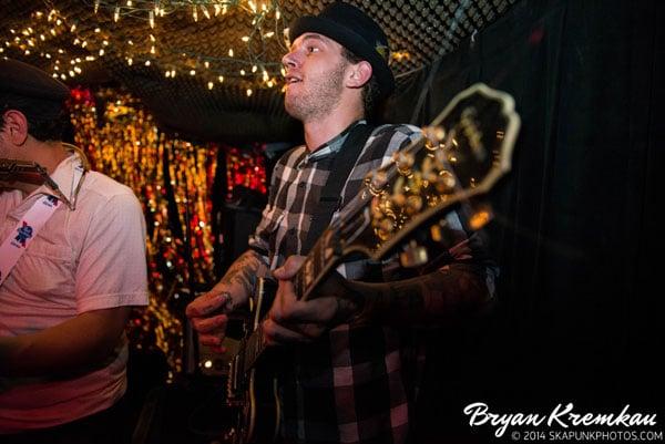 Asbestos Records NYC Ska Festival Day 1 - Cake Shop, NYC - May 30th 2014 (8)