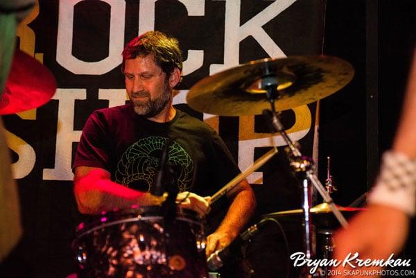 Asbestos Records NYC Ska Festival @ The Rock Shop, Brooklyn, NY - Day 3 (15)
