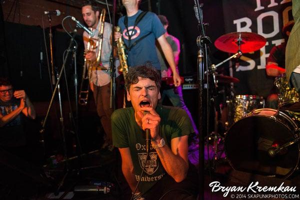 Asbestos Records NYC Ska Festival @ The Rock Shop, Brooklyn, NY - Day 3 (14)