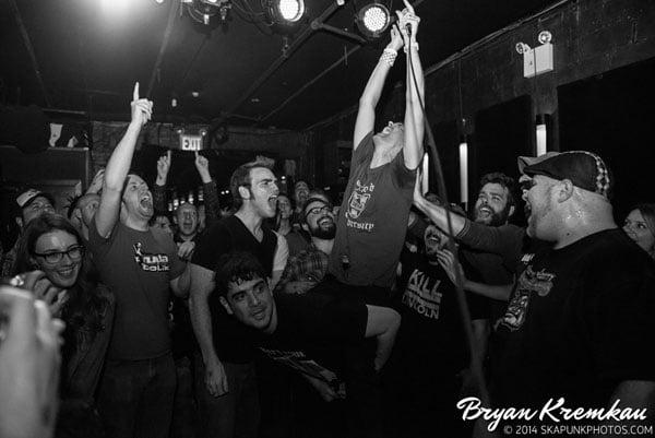 Asbestos Records NYC Ska Festival @ The Rock Shop, Brooklyn, NY - Day 3 (12)