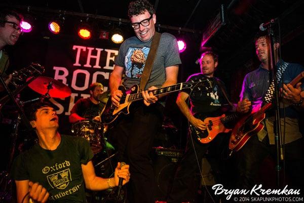 Asbestos Records NYC Ska Festival @ The Rock Shop, Brooklyn, NY - Day 3 (11)