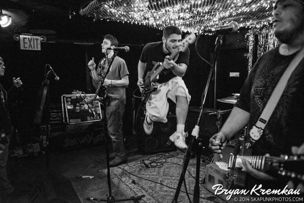 Asbestos Records NYC Ska Festival Day 1 - Cake Shop, NYC - May 30th 2014 (26)