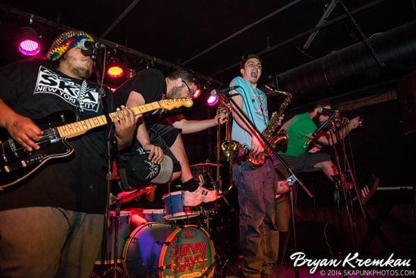 Asbestos Records NYC Ska Festival @ The Rock Shop, Brooklyn, NY - Day 3 (32)