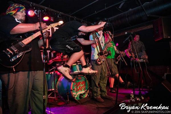 Asbestos Records NYC Ska Festival @ The Rock Shop, Brooklyn, NY - Day 3 (27)