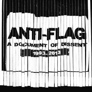 Anti-Flag A Document of Dissent