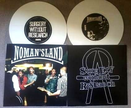 Surgery Without Research - No Man's Land album review