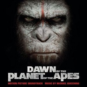 Dawn of the Planet Apes album review