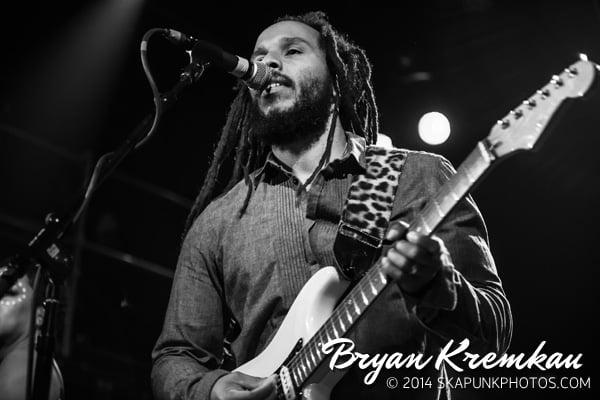 Ziggy Marley @ Irving Plaza, NYC - Bryan Kremkau (47)