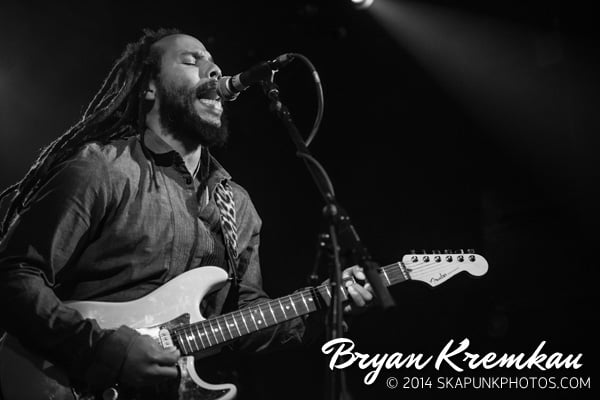 Ziggy Marley @ Irving Plaza, NYC - Bryan Kremkau (44)