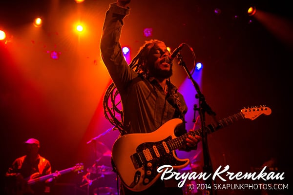 Ziggy Marley @ Irving Plaza, NYC - Bryan Kremkau (41)