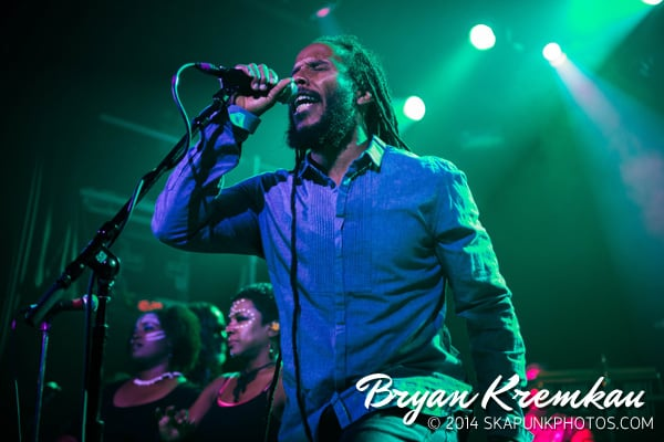 Ziggy Marley @ Irving Plaza, NYC - Bryan Kremkau (33)