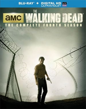 The Walking Dead Season 4 Blu-Ray Review