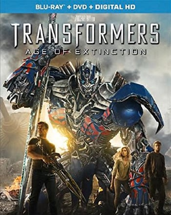 Transformers Age of Extinction Blu-Ray Review