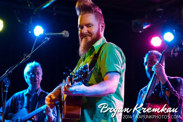 Young Dubliners / Danny Burns Band @ Knitting Factory, Brooklyn, NY - September 10th 2014 (40)