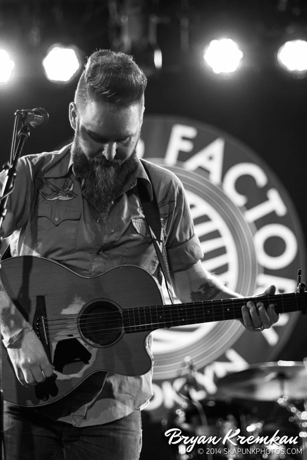 Young Dubliners / Danny Burns Band @ Knitting Factory, Brooklyn, NY - September 10th 2014 (37)