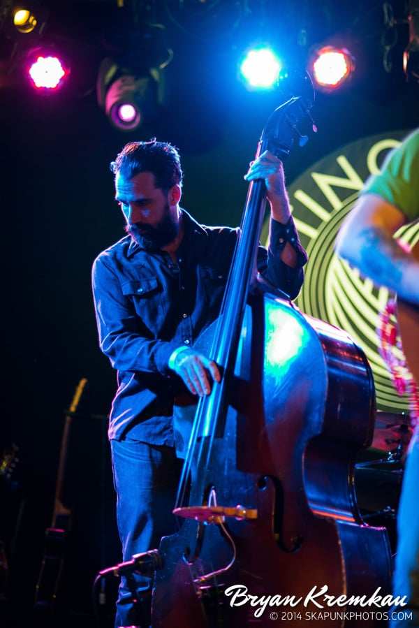Young Dubliners / Danny Burns Band @ Knitting Factory, Brooklyn, NY - September 10th 2014 (34)