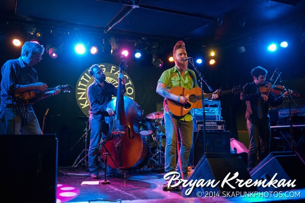 Young Dubliners / Danny Burns Band @ Knitting Factory, Brooklyn, NY - September 10th 2014 (28)