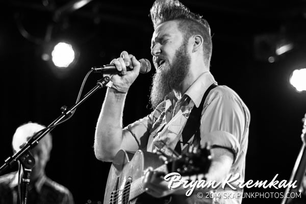 Young Dubliners / Danny Burns Band @ Knitting Factory, Brooklyn, NY - September 10th 2014 (27)