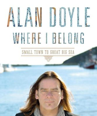 Alan Doyle - Where I Belong Book