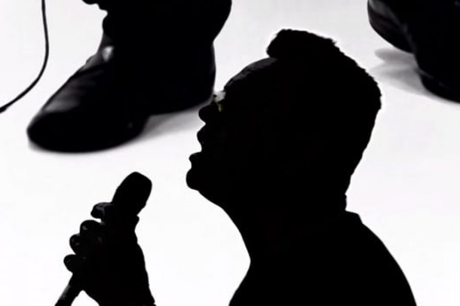 Ali Campbell Silhouette music video