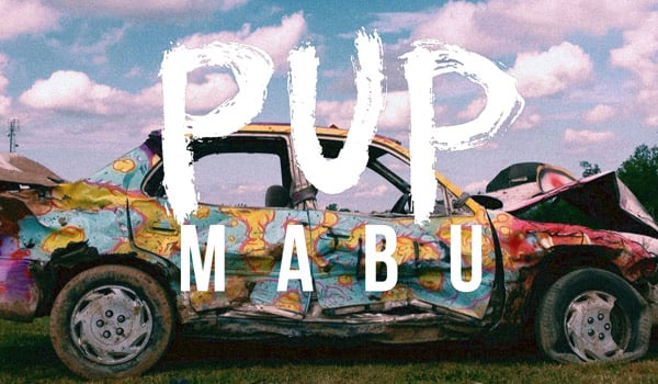 PUP Mabu music video