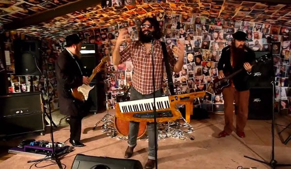 The Beards - All The Bearded Ladies music video