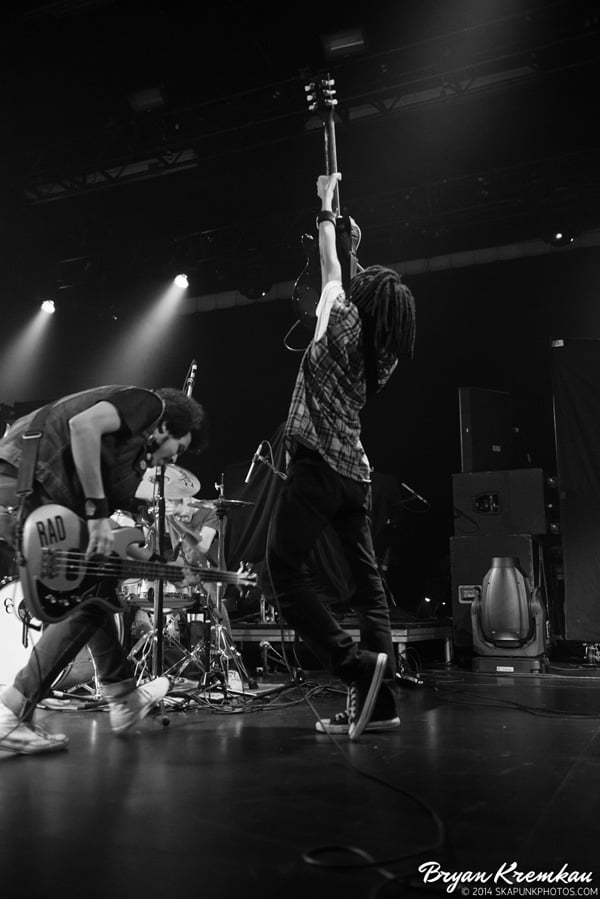 Rise Against, Touche Amore, Radkey @ Best Buy Theater, NYC (32)