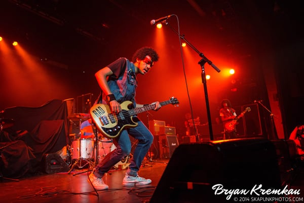 Rise Against, Touche Amore, Radkey @ Best Buy Theater, NYC (28)
