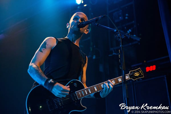 Rise Against, Touche Amore, Radkey @ Best Buy Theater, NYC (15)