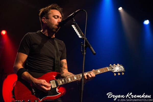 Rise Against, Touche Amore, Radkey @ Best Buy Theater, NYC (13)