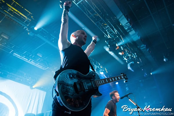 Rise Against, Touche Amore, Radkey @ Best Buy Theater, NYC (11)