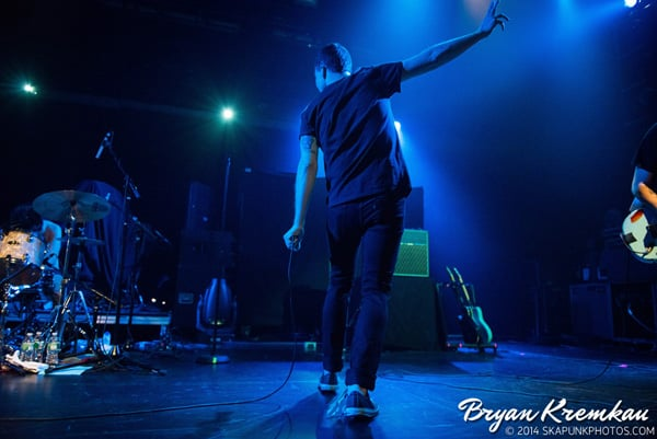 Rise Against, Touche Amore, Radkey @ Best Buy Theater, NYC (26)